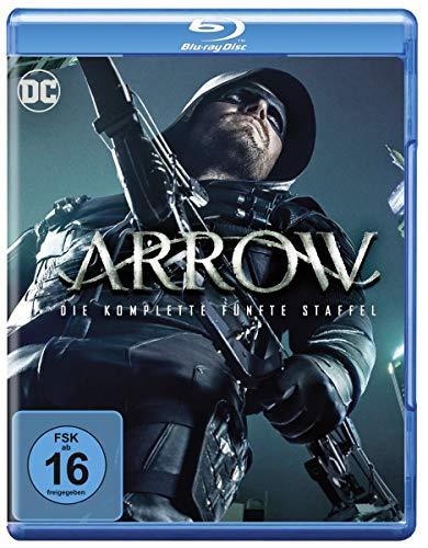 Arrow: Die komplette 5. Staffel [Blu-ray]