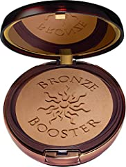 BRONZE BOOSTER: This pressed powder bronzer provides an instant & lasting tan-boost that blends & builds easily to your desired level of bronze, gliding on smoothly for an even, healthy-looking tan glow. BRONZER WITH BENEFITS: This bronzer is formula...