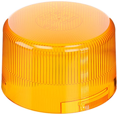 HELLA 9EL 190 025-001 Lichtscheibe, Rundumkennleuchte - Lichtscheibenfarbe: gelb