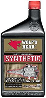 Best wolfshead synthetic transmission fluid Reviews