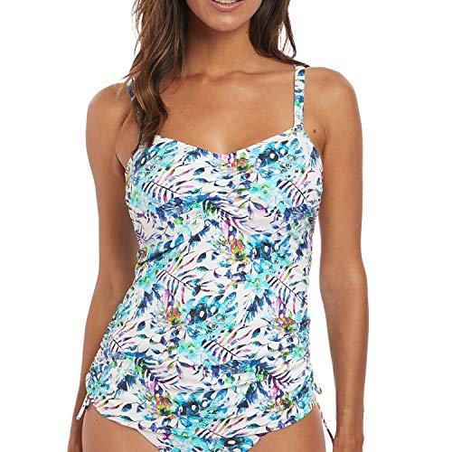 Fantasie Swim Fiji Tankini-Top, verstellbare Seiten, Bügel, 36 g, mehrfarbig