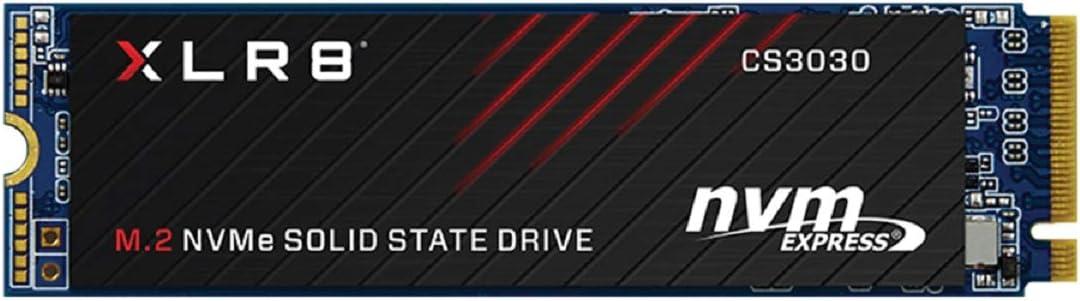 M280CS3030-500-Rb SSD PNY XLR8 CS3030 500GB M.2 Nvme Internal Solid State Drive