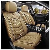 カーシートカバー防水、通気性、快適な調節可能な取り外し可能なシートカバー、革シートカバー、車のインテリアアクセサリー、Buick、Encore、Encore GX、Envision、Regal、Ver,C,L