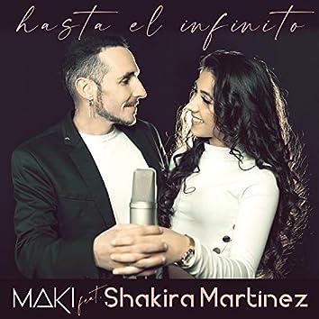 Hasta el infinito (feat. Shakira Martínez)