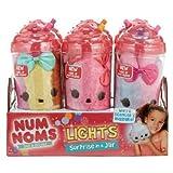Num Noms Lights Surprise in a Jar Asst Animales de juguete Multicolor - Juguetes de peluche (Animales de juguete, Multicolor, 3 año(s), 88,9 mm, 88,9 mm, 171,5 mm) , color/modelo surtido