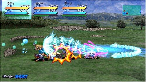 スターオーシャン1ファーストディパーチャー(通常版)-PSP