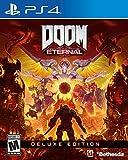 DOOM Eternal: Deluxe Edition - PlayStation 4