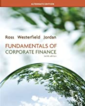 By Stephen Ross - Loose-leaf Fundamentals of Corporate Finance Alternate Edition (10th Edition) (2012-02-03) [Paperback]