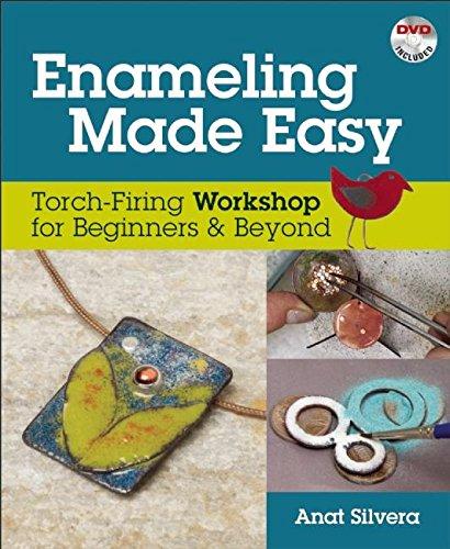 Enameling Made Easy: Torch-Firing Workshop for Beginners & Beyond