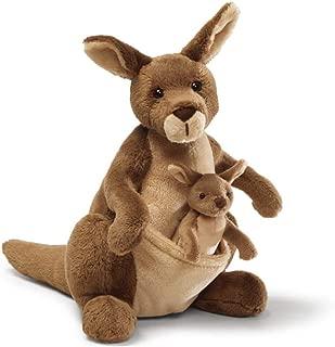 GUND Jirra Kangaroo Stuffed Animal Plush, 10