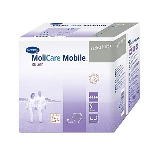 MoliCare Mobile super Gr. Small - PZN 00648698 - (14 Stück).