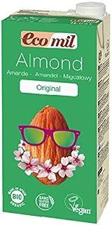 EcoMil 有機アーモンドミルク(アガベシロップ入り)1000ml