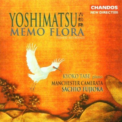 Yoshimatsu: Memo Flora / And Birds Are Still / While an Angel Falls Into a Doze / Dream Colored Mobile / White Landscapes (1998-10-20)