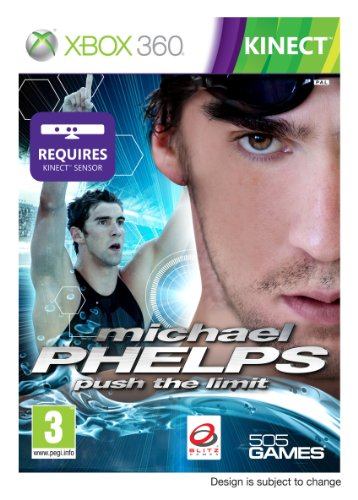Michael Phelps: Push the Limit - Kinect Compatible (Xbox 360) - [Edizione: Regno Unito]