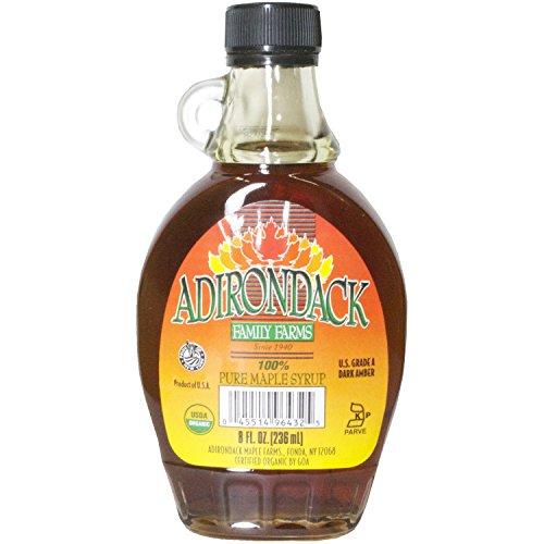 アリサン アディロンダック メープルファーム メープルシロップ 瓶 36ml