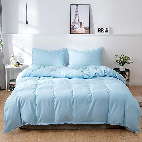 Luxurious Duvet Cover Sets Super Soft Warm and Cosy Bedding Sets,Quilting, pure sanding A-10 260 * 230cm+(50 * 90cm)*2