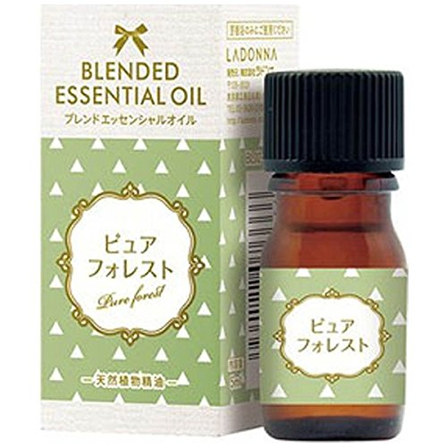 ラドンナ ブレンドエッセンシャルオイル -天然植物精油- BL02-EO ミックスフルーツ