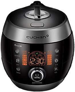 Cuchen Multi Pressure Rice Cooker 10 cup CJS-FD1005RVUS (Silver)