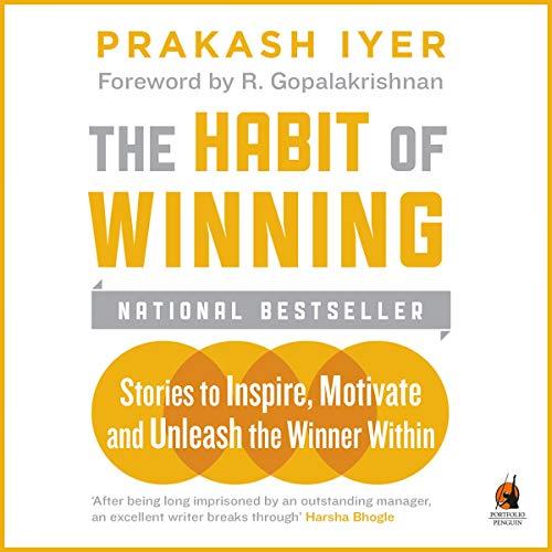 Habit of Winning audiobook cover art