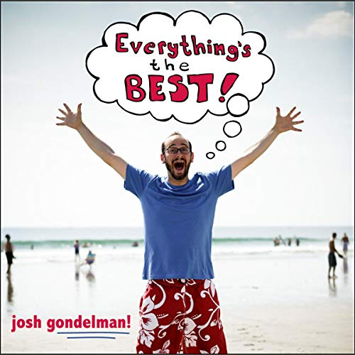 Everything's the Best! audiobook cover art