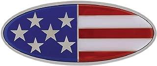 United Pacific Chrome Peterbilt U.S. Emblem