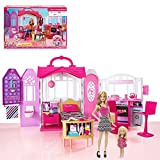 Mattel CML26 - BRB Glam Haus Value Pack mit 2 Puppen