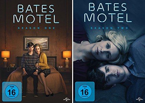 Bates Motel - Season One & Two im Set - Deutsche Originalware [6 DVDs]