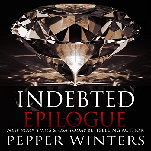 Indebted Epilogue audiobook cover art
