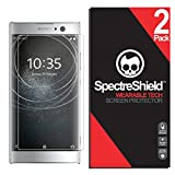 [2-Pack] Spectre Shield Screen Protector for Sony Xperia XA2 Case Friendly Sony Xperia XA2 Screen Protector Accessory TPU Clear Film