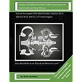 Daewoo DS2848LE 65.09100-7048 Turbocharger Rebuild Guide and Shop Manual: Garrett Honeywell T04E 466721-0017, 466721-9017, 466721-9017, 466721-17 Turbochargers