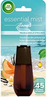 AIR WICK Desodorisant Essential Mist Recharge Melon/Vanille