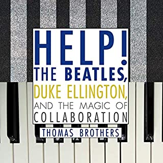 Help! audiobook cover art