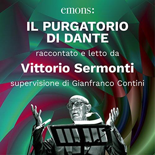Il Purgatorio di Dante copertina