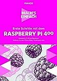 FRANZIS Mach's einfach - Erste Schritte mit dem Raspberry Pi 400