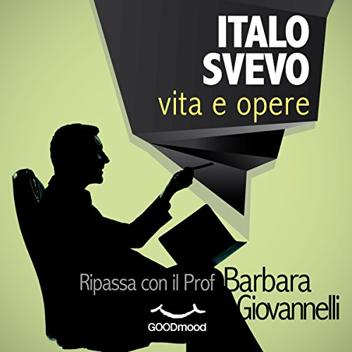 Italo Svevo - vita e opere copertina