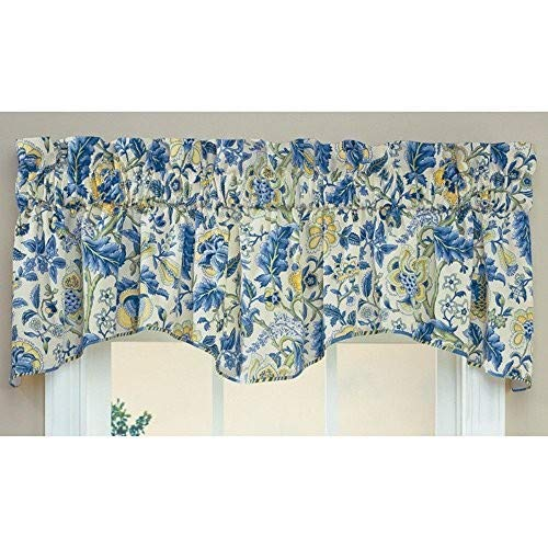 WAVERLY Valances for Windows - Imperial Dress 80