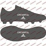 adidas Kakari Elite (SG), Chaussures de Rugby Homme, Noir (Negros/Negbás/Negbás 000), 51 1/3 EU