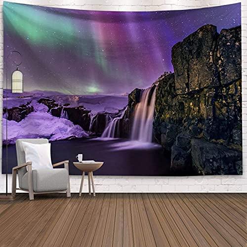 DSman Tapiz Dormitorio Sala Dormitorio Decoración Hermoso Arte Que cuelga la Pared de la decoración del hogar del paño