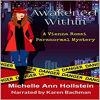 Awakened Within audiobook cover art