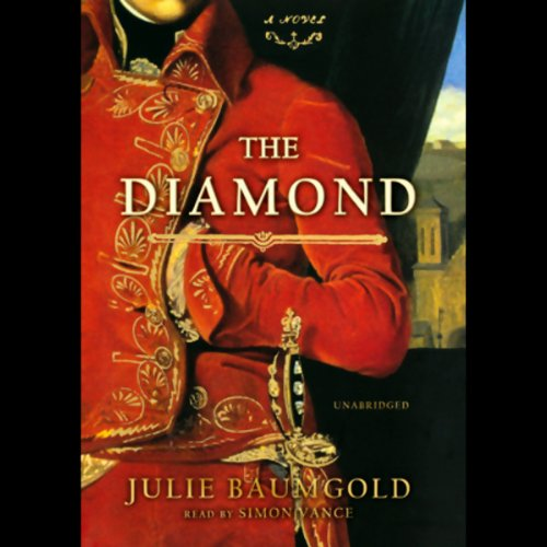 The Diamond audiobook cover art