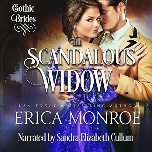 The Scandalous Widow cover art