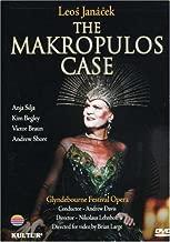 Janacek - The Makropulos Case / Davis, Silja, Begley, Glyndebourne Festival Opera