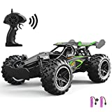 SZJJX RC Remote Control Truck 2.4Ghz 1:18 20KM/H High Speed 2WD RTR Electric Rock Climber Fast Race Buggy Hobby Cars Toy for Kids Gift