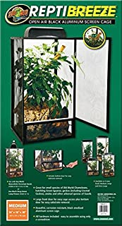 Best zoo med reptibreeze open air screen cage Reviews