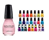 wet and shine nail polish - Sinful Colors 10-piece Surprise Nail Polish Set