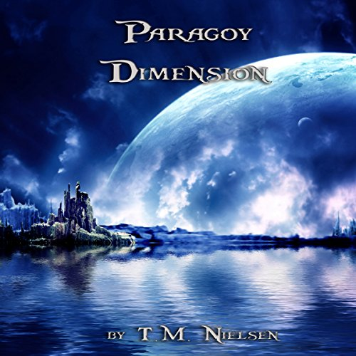 Paragoy Dimension audiobook cover art