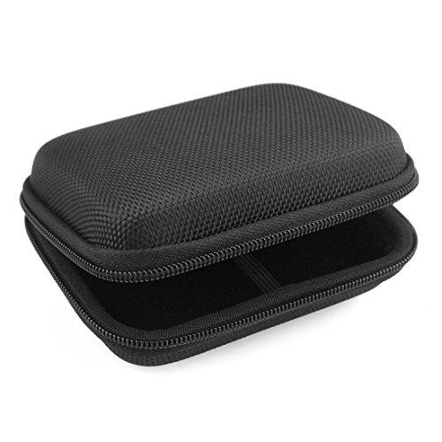 Geekria Tasche Kopfhörer für Skullcandy Ink'd, Chops Bluetooth Wireless Earbuds, Schutztasche für Headset Hülle, Hard Tragetasche