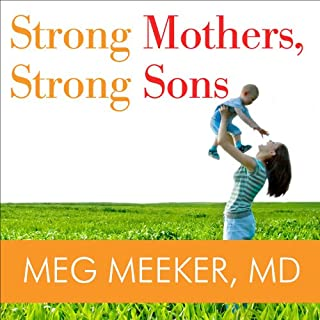 Strong Mothers, Strong Sons audiobook cover art