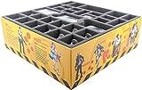 Feldherr Schaumstoffeinlage Set kompatibel mit Zombicide Staffel 1 Grundspiel Box