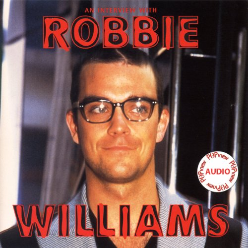 Robbie Williams audiobook cover art